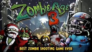 تصویر محیط Zombie Age 3 v1.2.9