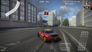 تصویر محیط Real Drift Car Racing v5.1 + data