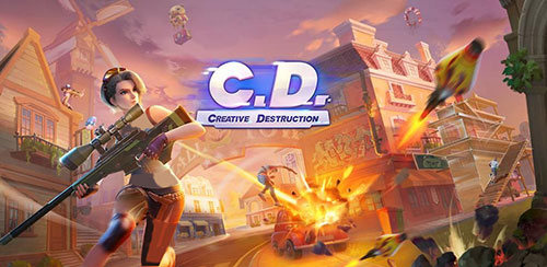 Creative Destruction v1.0.9 + data