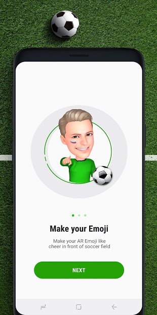 AR Emoji Football Edition v1.2