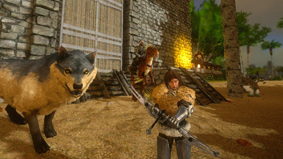 ARK: Survival Evolved v1.0.96 + data