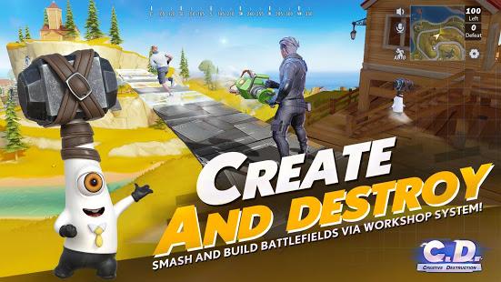 Creative Destruction v1.0.531 + data