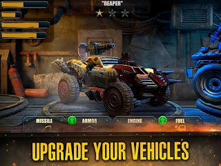 Dead Paradise: The Road Warrior v1.3.0