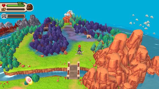 بازی نقش آفرینی Evoland 2 v1.0.8
