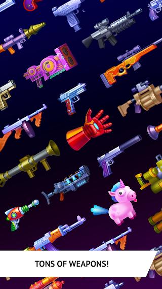 Flip the Gun Simulator Game v1.1