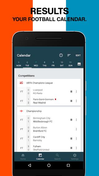 Forza – Live soccer scores & video highlights v4.1.11