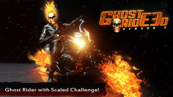 Ghost Ride 3D Season 2 v1.9
