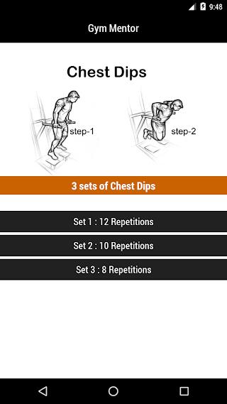 Gym Mentor Pro v1.5