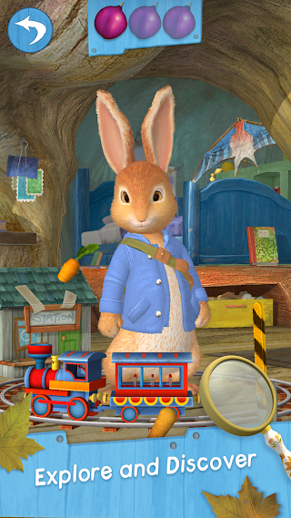 Peter Rabbit: Let's Go! v1.0 + data