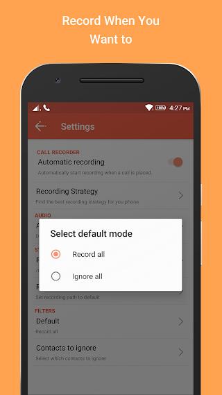 Phone Call Recorder – Best Call Recording App v4.0