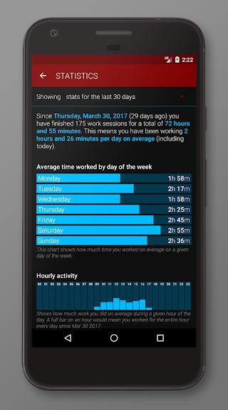 Productivity Challenge Timer v1.8.4