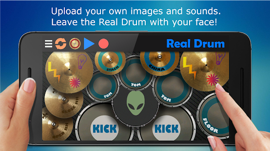 Real Drum – The Best Drum Pads Simulator v7.25