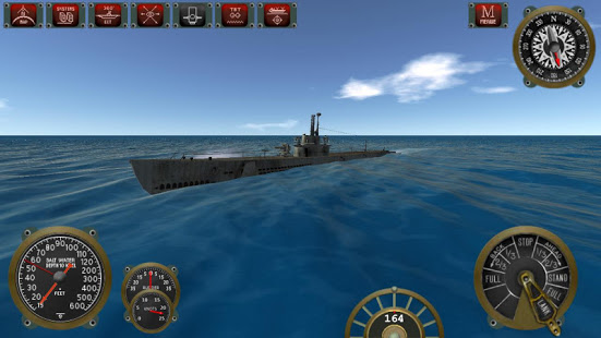 Silent Depth Submarine Sim v1.1.3