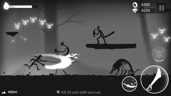 Stickman Run: Shadow Adventure v1.2.2