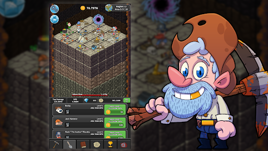 Tap Tap Dig – Idle Clicker Game v1.5.5