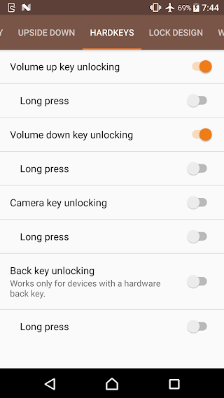 Touch Protector (to prevent unintended operations) v3.10.1