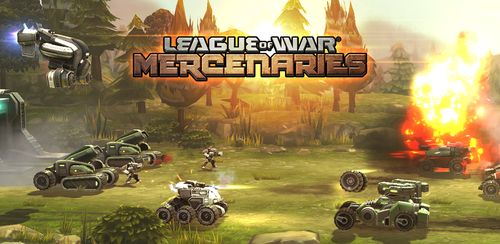 League of War: Mercenaries v9.8.6