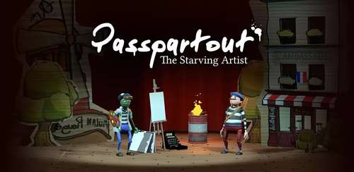 Passpartout: The Starving Artist v1.21 + data