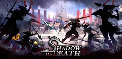 Shadow of Death: Dark Knight – Stickman Fighting v1.33.1.0 + data