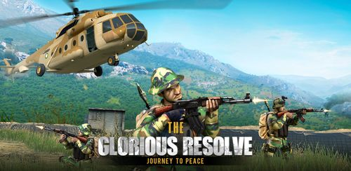 The Glorious Resolve: Journey To Peace – Army Game v1.9.9 + data