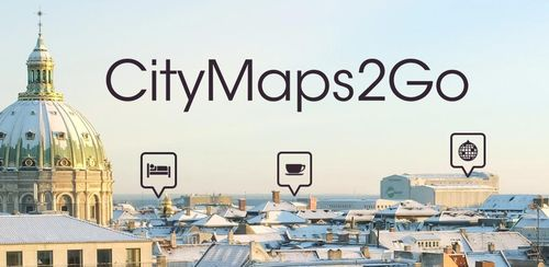 City Maps 2Go Pro Offline Maps v11.2 + Iran Map