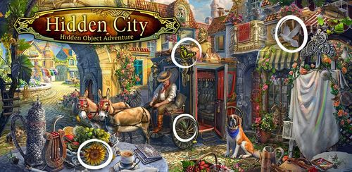 Hidden City®: Hidden Object Adventure v1.23.2301