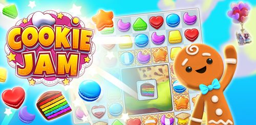 Cookie Jam – Match 3 Games & Free Puzzle Game v8.40.211