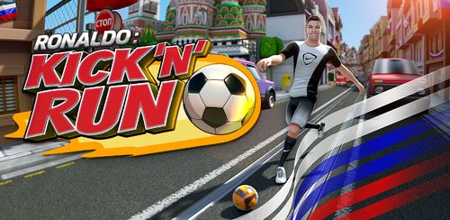 Cristiano Ronaldo: Kick'n'Run – Football Runner v1.0.35