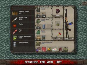 تصویر محیط Mini DAYZ: Zombie Survival v1.4.1
