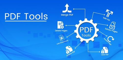 PDF Tools – Merge, Rotate, Split & PDF Utilities v1.9
