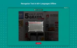 تصویر محیط TextGrabber Offline Scan & Translate Photo to Text v2.7.1.7