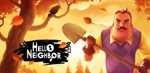Hello Neighbor v1.0 + data