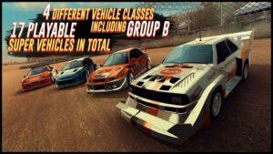 تصویر محیط Rally Racer EVO v1.23