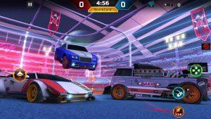 تصویر محیط Turbo League v2.3