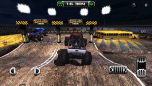 تصویر محیط Monster Truck Destruction™ v3.2.3266 + data