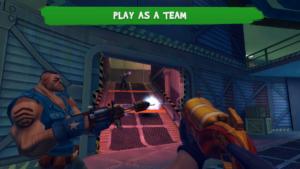 تصویر محیط Blitz Brigade – Online FPS fun v3.6.1a