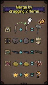 تصویر محیط Merge Star : Adventure of a Merge Hero v2.5.1