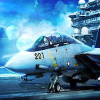 بازی هواپیما جنگی آیکون
