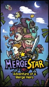 تصویر محیط Merge Star : Adventure of a Merge Hero v2.3.0