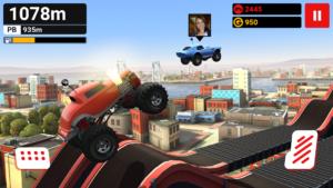 تصویر محیط MMX Hill Dash v1.11528