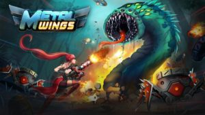 تصویر محیط Metal Wings: Elite Force v6.7