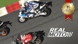 تصویر محیط Real Moto v1.0.279 + data