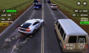 تصویر محیط Race The Traffic v1.2.3