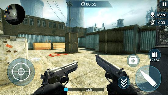 Counter Fort Invader CS Shooting v1.1.0