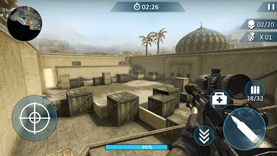 Counter Fort Invader CS Shooting v1.1.0