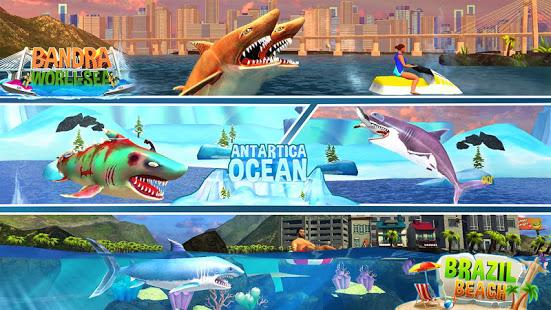 Double Head Shark Attack v3.3