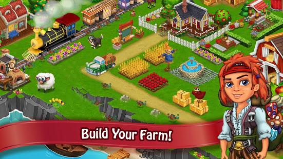 Farm Day Village Farming Offline Games v1.1.3
