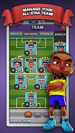 بازی فوتبالی فرد Football Fred v1.153