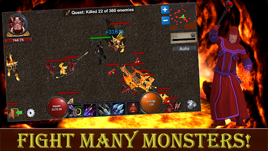 Heroes and Dragons Hack and Slash RPG v1.1.2