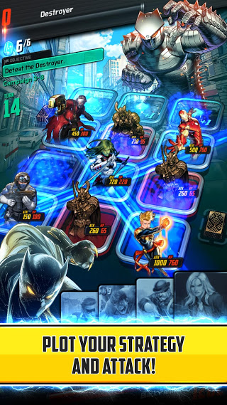 MARVEL Battle Lines v2.4.1
